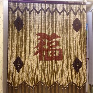 Mành rèm hạt gỗ giá rẻ