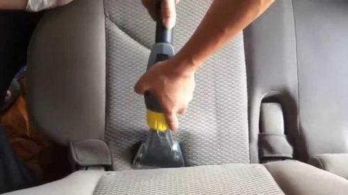 đệm ghế ô tô có thể bẩn như thế nào