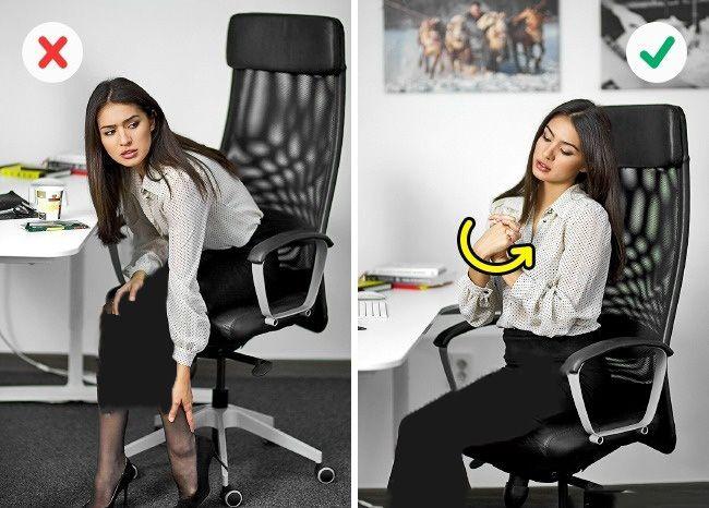 Chữa bệnh đau lưng cho dân văn phòng hiệu quả