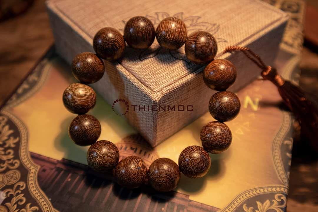 Vòng gỗ Muồng Vân
